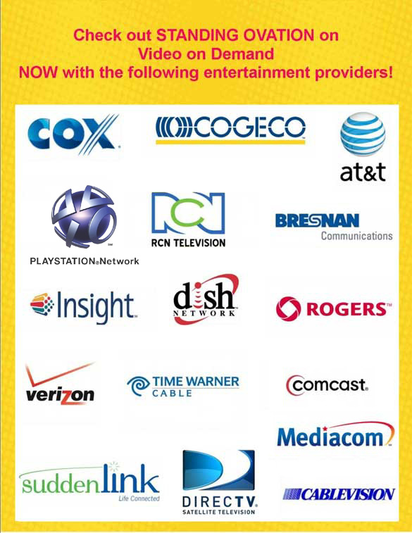Video on Demand Entertainment Providers