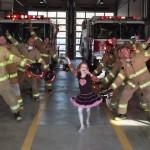 Dancing Firemen Scene